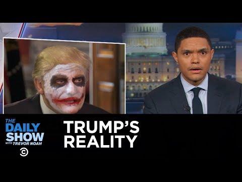 Trevor Noah, geliefde presentator van The Daily Show