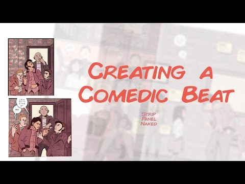 Creating a Comedic Beat | 4 Kids Walk Into a Bank (2016)