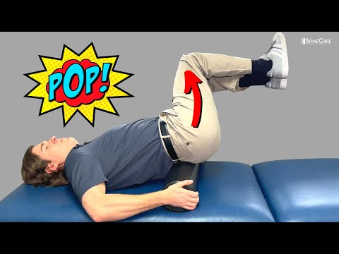 How to Use a Foam Roller to Alleviate Back Pain