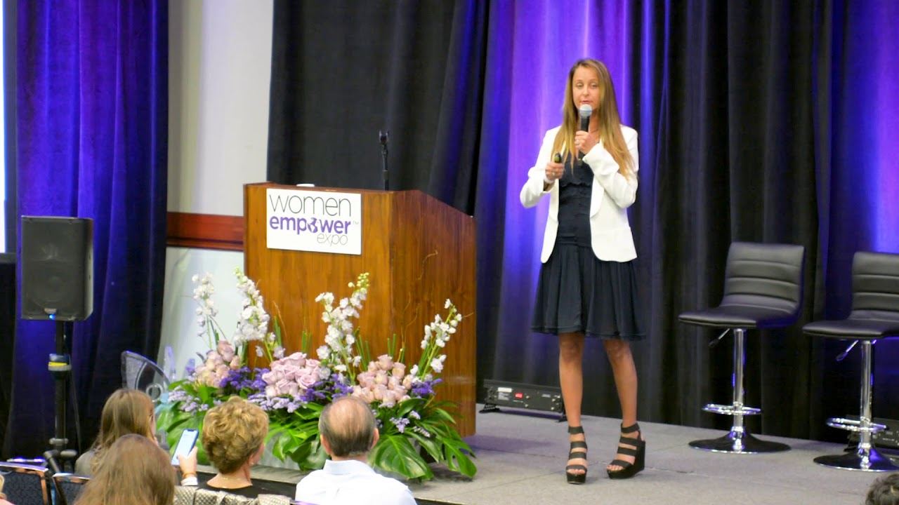 Marci Zaroff at Women Empower Expo
