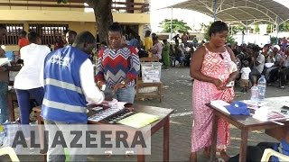 Vote counting begins in Ghana elections