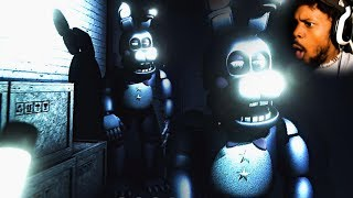 HE MOVES WHEN YOU'RE NOT LOOKING | FNAF The Fredbear Archives