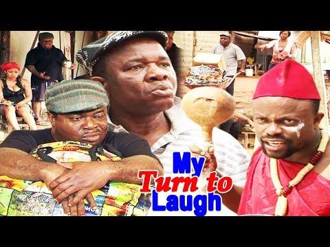 My Turn To Laugh Season 2 - 2019 Latest Nigerian Nollywood Comedy Full HD