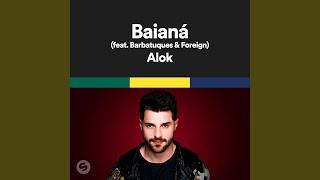 Alok, Barbatuques & 2STRANGE - Baianá