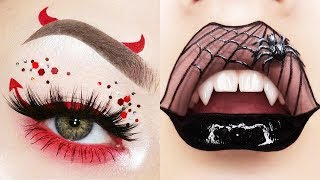 Halloween Makeup Hacks 2019 Halloween Makeup Tutorials Compilation #14