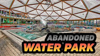 ABANDONED WATER PARK - Lost Places Germany (FPV Drone Video)