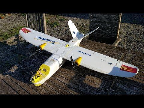 twin-motor-mini-talon--first-flights