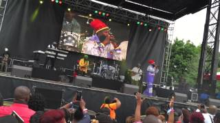 Capleton live groovin in the park (6/28/15)