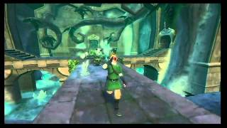 Trailer Skyward Sword — Septembre 2011