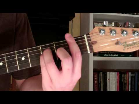 How To Play the Fsus4 Chord On Guitar (F suspended fourth) 4th