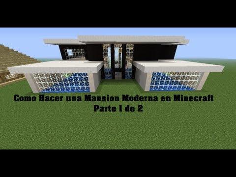 Planos para una mansion en minecraft yahoo respuestas for Como hacer una casa moderna y grande en minecraft 1 5 2