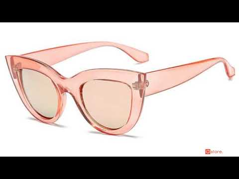 New Women Cat Eye Sunglasses 2018
