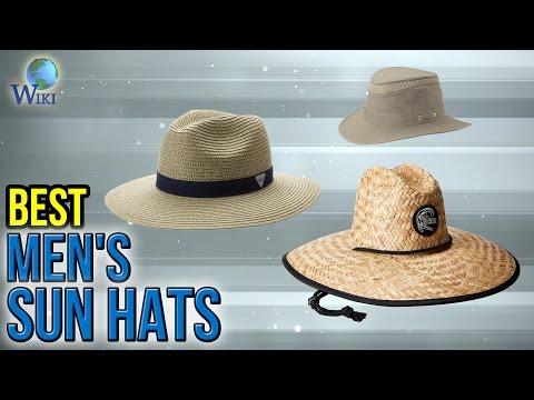 10 Best Men's Sun Hats 2017