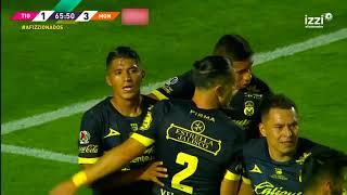 Resumen   Tigres UANL 3 - 3 Morelia   LIGA Bancomer MX - Clausura 2019  - Jornada 15