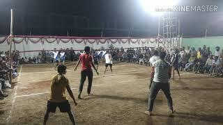 Murti vs jejuri drop ball volleyball fianl match part 2 @otur tournament 2018