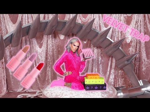 Introducing... Velvet Trap Lipsticks!!!! 🎀 Jeffree Star Cosmetics