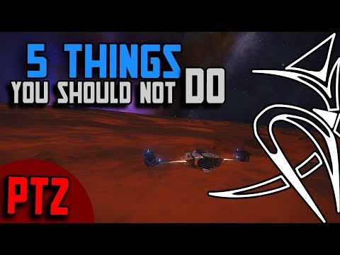 5 things you SHOULD NOT do PT2 [Elite Dangerous]