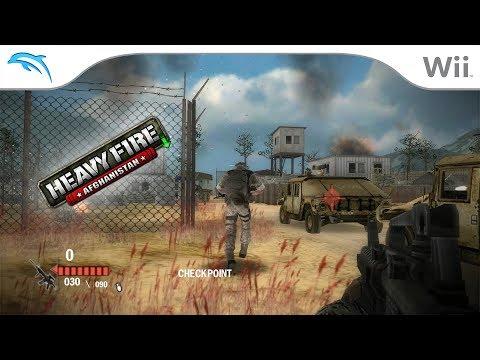 Heavy Fire: Afghanistan | Dolphin Emulator 5.0-11452 [1080p HD] | Nintendo Wii