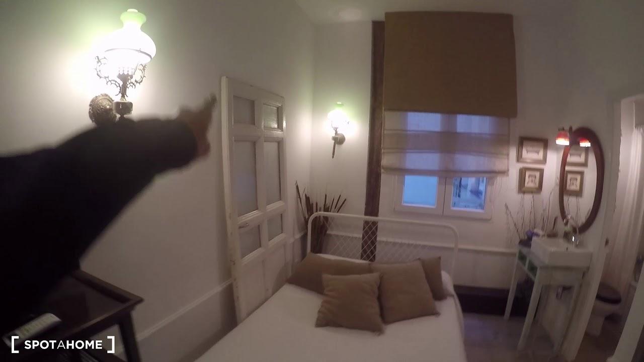 Studio apartment for rent in Atocha, Madrid