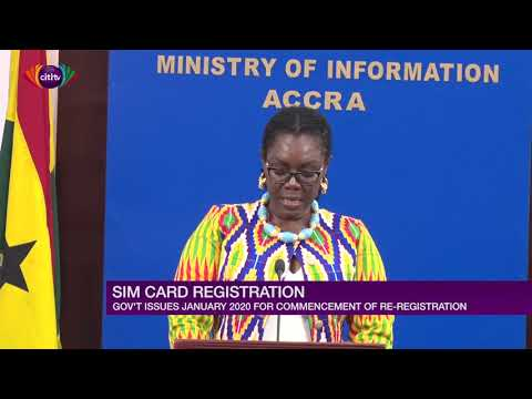 Communications Minister accuses telcos of robbing Ghanaians in CST implementation - Citi Newsroom
