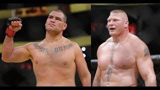 Брок Леснар и Кейн Веласкес возвращаются, зарплаты UFC FN 113