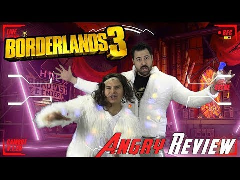 Borderlands 3 Angry Review - YouTube video thumbnail