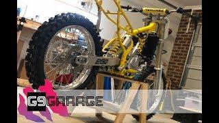 Wheels - 1992 RM250 Restoration - Episode 22