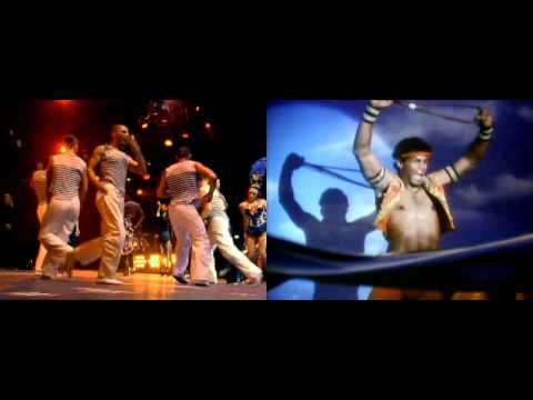 Kylie Minogue, Barry Manilow - Copacabana (LaRCS, by DcsabaS, 2009)