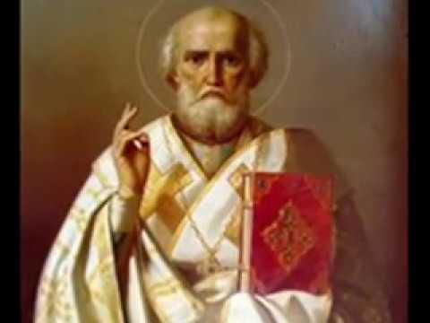 Молитва Николаю Чудотворцу об исцелении от болезни.Молитва
