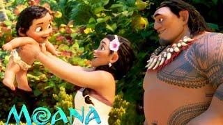 Moana Official Full Trailer  3  Disney Moana