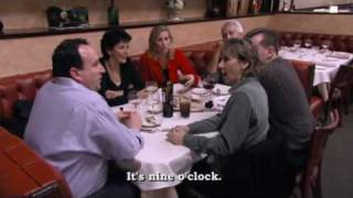 Kitchen Nightmare at Campania when two customers start fighting - Ramsay's Kitchen Nightmares