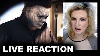 Halloween 2018 Trailer REACTION