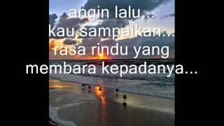 Suatu Masa (lirik) - M Nasir