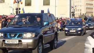 preview picture of video 'Parada Militara 1 Decembrie Oradea'