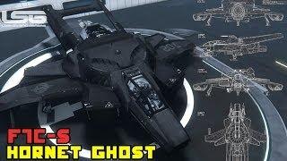 Star Citizen - F7C-S Hornet Ghost, Anvil Aerospace Hornet Overview