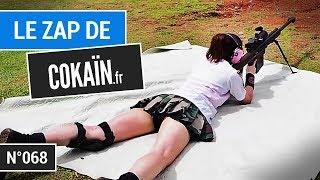Le Zap de Cokaïn.fr n°068