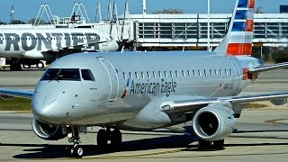 Chicago (ORD) Spotting - American/Volaris - Airbus A330-300 & More - Spotting Series Episode 32