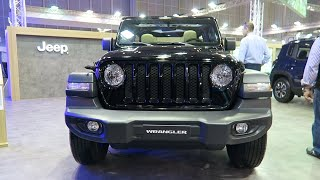 NEW 2021 Jeep Wrangler - Exterior & Interior