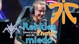 Fnatic da la sorpresa con Rekkles a la cabeza