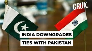 India Tells Pakistan To Reduce its High Commission Staff In Delhi By 50% - Download this Video in MP3, M4A, WEBM, MP4, 3GP