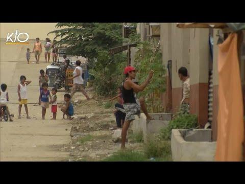 Sortir des bidonvilles de Manille, du rêve à la réalité