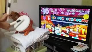 太鼓の達人WiiU3 BLAZING VORTEX裏全良