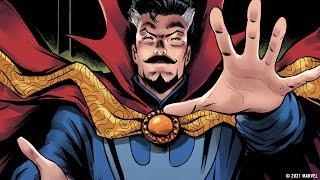 DEATH OF DOCTOR STRANGE #1 Trailer | Marvel Comics