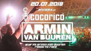 Armin Van Buuren | W&W vs Armin Van Buuren - Ready To Rave | Cocorico 2018