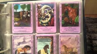 My Collections Series -Bella Sara Cards (folder 1)