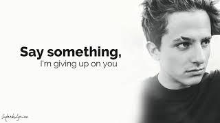 Charlie Puth - Say Something (Lyrics) - YouTube