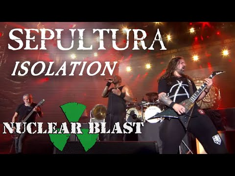 SEPULTURA - Isolation (OFFICIAL MUSIC VIDEO) online metal music video by SEPULTURA