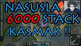 NASUSLA 6000 STACK KASMAK !! / Play For Brother ✅✅