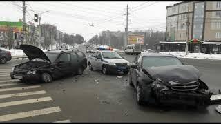Ошибки вождения. Страшные аварии #27