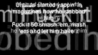 Eminem - Like Toy Soldiers Lyrics